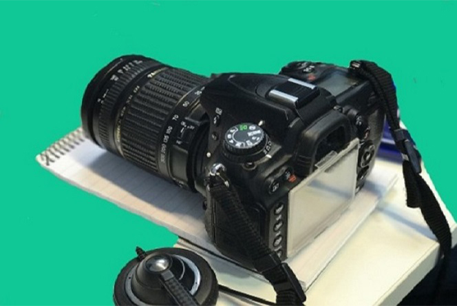 What is DSLR Camera